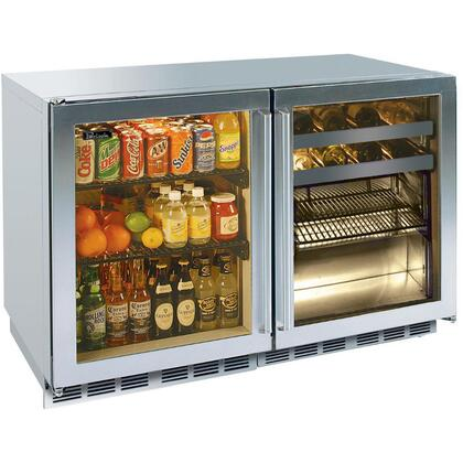 Perlick HP48RRS64RDNU Signature Series  Counter Depth All Refrigerator with 12.3 cu. ft. Capacity