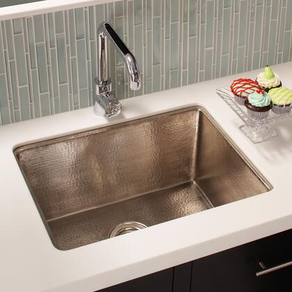 Native Trails CPK579 Brushed Kitchen Sink