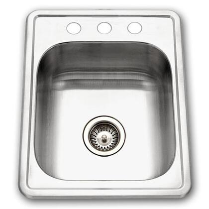 Houzer 17227BS1 Bar Sink