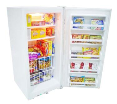 Haier HUF168EA  Freezer with 16.8 cu. ft. Capacity in White