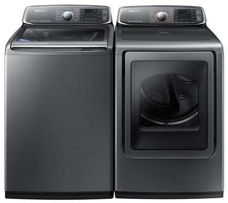 Samsung Appliance 474327 Washer and Dryer Combos