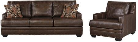 Milo Italia MI9067SCANTQ Nathaly Living Room Sets