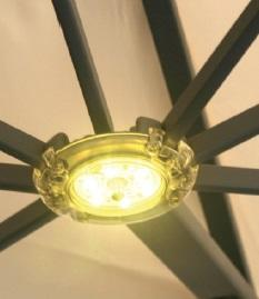 Shadowspec SU7LEDFRAMEGA SU7 LED Lighting Kit - In Ground Anchor