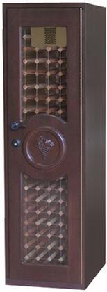 Vinotemp VINO-250CONCORD 250 Concord Oak Wine Cooler Cabinet,