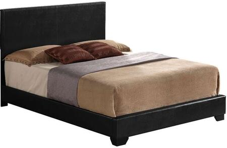 Acme Furniture 14340Q Ireland Series  Queen Size Platform Bed