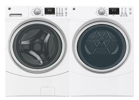 GE 548941 Washer and Dryer Combos