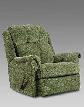 Chelsea Home Furniture 2100TG Verona IV Series Transitional Fabric Wood Frame Rocking Recliners