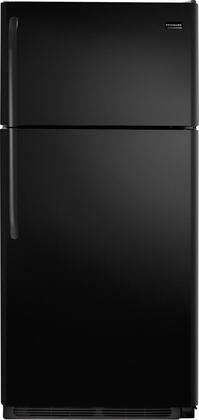 Frigidaire FFHT1826LB  Refrigerator with 18.2 cu. ft. Capacity in Black