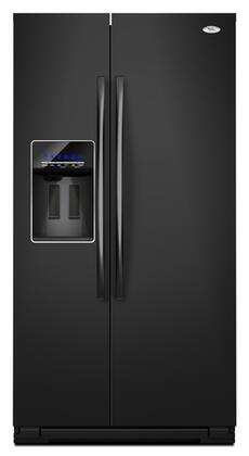Whirlpool GSF26C4EXB Freestanding Side by Side Refrigerator