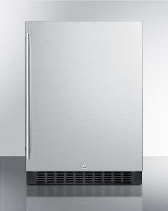 Summit 24 Refrigerator, Summit Outdoor Refrigerator SPR627OS