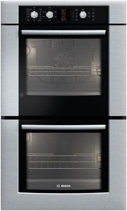 Bosch HBL5650UC Double Wall Oven, in Stainless Steel
