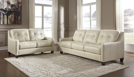 Milo Italia MI5733SLGALA Regina Living Room Sets