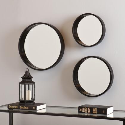 Holly & Martin WS452 Daws Wall Mirror 3pc Set