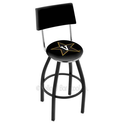 Holland Bar Stool L8B425VANDER Residential Vinyl Upholstered Bar Stool