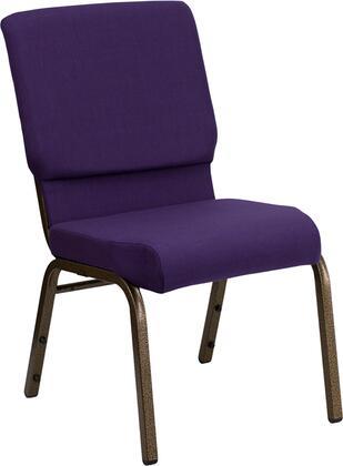 Flash Furniture FDCH02185GVROYGG  Fabric Metal Frame Accent Chair