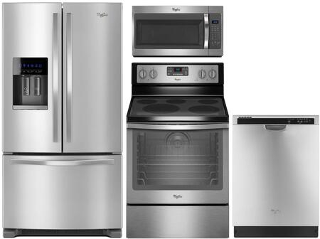 Whirlpool 730365 Kitchen Appliance Packages