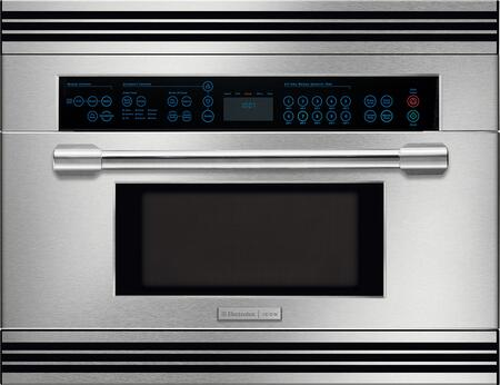 electrolux icon e30so75fps single wall oven , in stainless steel  electrolux icon professional front view