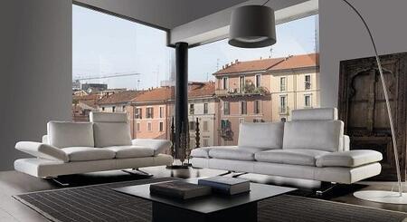 VIG Furniture VGCA634 Modern Leather Living Room Set
