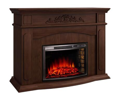 Argo Furniture L13S13 Alessandra Series Direct Vent Electric Fireplace