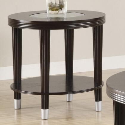 Coaster 701327 Contemporary Wood  End Table