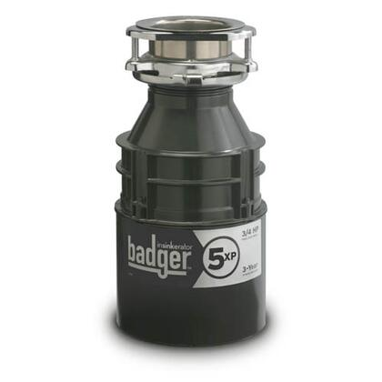 In-Sink-Erator BADGER5XP Continuous Feed 3/4 HP Food Disposer