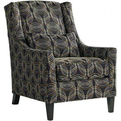 Signature Design by Ashley 2940121 Faraday Series Armchair Fabric Wood Frame Accent Chair