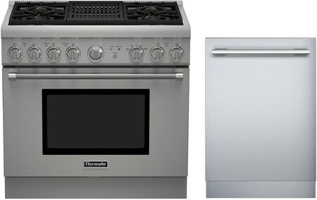 Thermador 739293 PRO Harmony Kitchen Appliance Packages