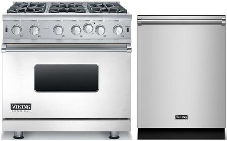 Viking 735665 5 Kitchen Appliance Packages
