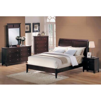 Yuan Tai MN4030Q Montgomery Series  Queen Size Bed