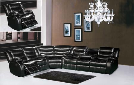 Meridian 644BLSLCW Gramercy Living Room Sets