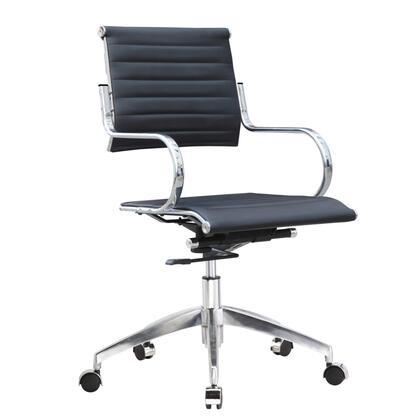 Fine Mod Imports FMI10210 Flees Office Chair High Back