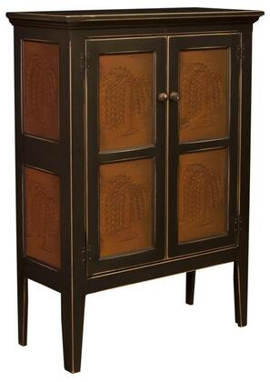 Chelsea Home Furniture 465008 Jeremiah Series Freestanding Wood None Drawers Cabinet