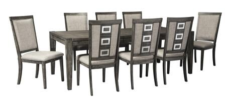 Signature Design by Ashley D624ET8C Chadoni Dining Room Sets