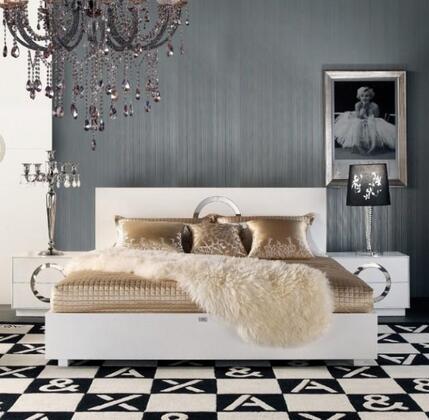 VIG Furniture VGUNAW223180CKN A & X Ovidius Cal King Bedroom