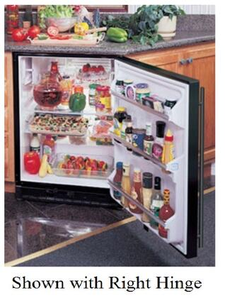 Marvel 61ARMBBFL  Built In Counter Depth Compact Refrigerator with 5.93 cu. ft. Capacity, 2 Wire Shelves