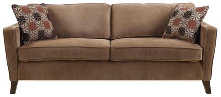 Coaster 504051 Marya Series Stationary Fabric Sofa