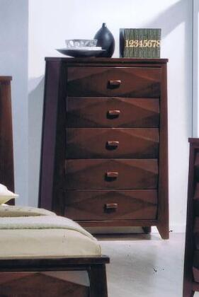 Meridian CARLYCH Carly Series Wood Chest