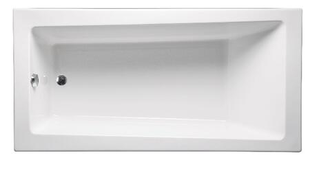 Americh CD66TW Concorde Tub: White
