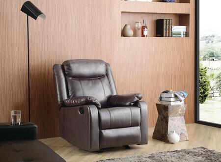 Glory Furniture G760ARC G76 Series Faux Leather  Recliners