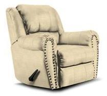 Lane Furniture 21414492516 Summerlin Series Transitional Fabric Wood Frame  Recliners