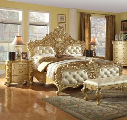 Meridian Zeldakpbbedroomset Zelda King Bedroom Sets