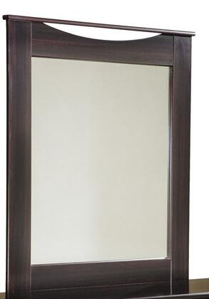 Signature Design by Ashley B21736 Zanbury Series Rectangular Portrait Dresser Mirror