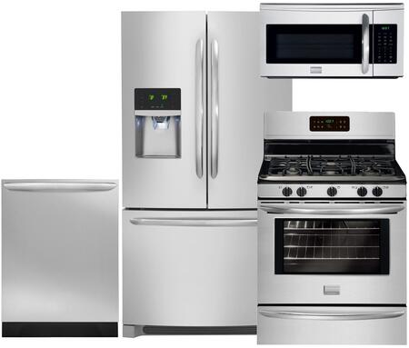 Frigidaire 343034 Gallery Kitchen Appliance Packages