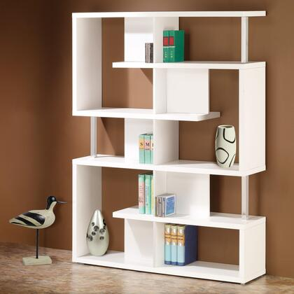 Coaster 800310 Bookcases Series  6 Shelves Bookcase