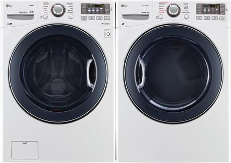LG 719028 Washer and Dryer Combos