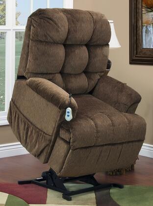 MedLift 5500, 5500 Series, Wall-a-Way Reclining Lift Chair: