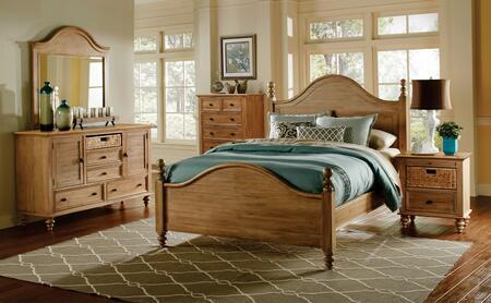 Cottage Creek Furniture Hampton 5 Piece King Size Bedroom Set