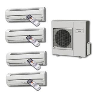 Friedrich M36QYF Mini Split Air Conditioner Cooling Area,