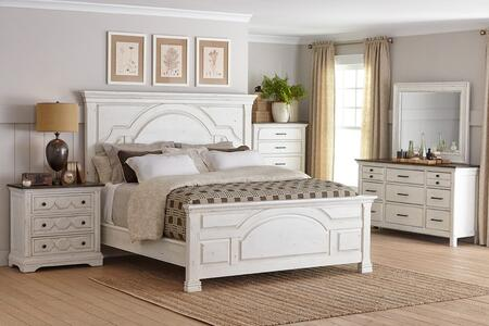 Coaster Celeste 5 Piece King Size Bedroom Set