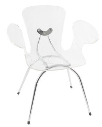 LumiSource CHRTWCRADLEC  Accent Chair
